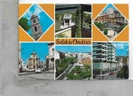 CARTOLINA NV ITALIA - Saluti Da ANDRIA (BT) - Vedutine - Multivue - 10 X 15 - Saluti Da.../ Gruss Aus...