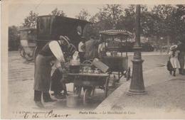 """75 .( Le Marchand De Coco """" Pionniere - Petits Métiers à Paris"""