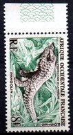 Col 8 : Afrique AOF Neuf XX MNH N° 52 Cote 2,50 € Lézard Iguane - A.O.F. (1934-1959)