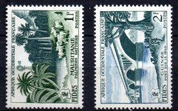 Col 8 : Afrique AOF Neuf XX MNH N° 54 & 55 Cote 4,00 € - A.O.F. (1934-1959)