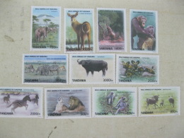 Tanzania Fauna Animals 2010  I201804 - Tanzania (1964-...)