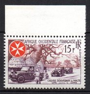 Col 8 : Afrique AOF Neuf XX MNH N° 63 Cote 3,00 € - A.O.F. (1934-1959)