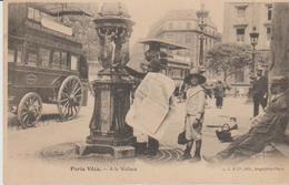 """75 ( On Se Desaltere Colleur D Affiches """"  ) A La Wallace - Petits Métiers à Paris"""