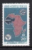 Col 8 : Afrique AOF Neuf XX MNH N° 64 Cote 2,00 € - A.O.F. (1934-1959)