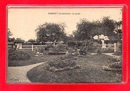 27-CPA COMBON - LE BOIS CARD - Autres Communes