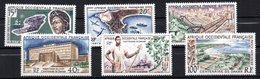 Col 8 : Afrique AOF Neuf XX MNH PA N° 22 à 27 Cote 20,00 € - A.O.F. (1934-1959)