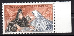 Col 8 : Afrique AOF Neuf XX MNH PA N° 28 Cote 2,00 € - A.O.F. (1934-1959)