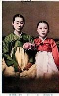 CPA Corée Koréa Asie Geisha Non Circulé - Corée Du Sud