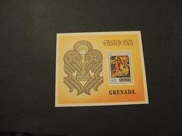 GRENADA  - BF 1975 NATALE QUADRO - NUOVI(++) - Grenada (1974-...)
