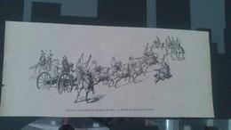 Affiche (gravure) - Gravure à L'eau Forte De DUPLESSI BERTAUX - Posters
