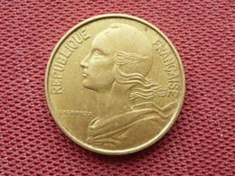 FRANCE Monnaie De 50 Cts 1962 Col à 4 Plis RARE - France