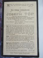 BIDPRENTJE JOSEPH TOP PROVEN 1842 - 1911 - Religion & Esotérisme