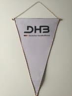 Pennant  Handball Federation Of GERMANY  30x43cm - Handball