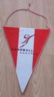 Pennant  Handball Federation Of AUSTRIA  24x32cm - Handball