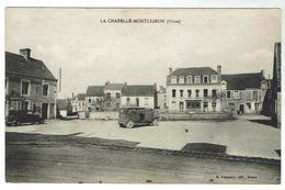 LA CHAPELLE MONTLIGEON Près De Mortagne Au Perche -  Bon état - France