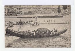 Combat Naval Fleuri De Villefranche Sur Mer. Le Sabot. (2685) - Villefranche-sur-Mer
