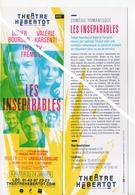 Marque Page Théatre - Les Inséparables - Bookmarks
