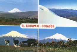 El Cotopaxi Ecuador Equateur - Ecuador