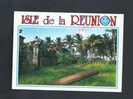 CPSM DE L ILE DE LA RÉUNION SAINTE SUZANNE NON ECRITE : - Réunion