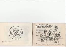 """PETIT ALBUM COLORIAGE SIGNÉ """"POULBOT"""" DEUXIÈME CONCOURS POULBOT COLORIAGE DES DESSINS DENTOL MAISON FRÈRE PARIS (75) - Books, Magazines, Comics"""