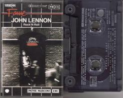 K7 - JOHN LENNON - ROCK'N'ROLL - Audio Tapes