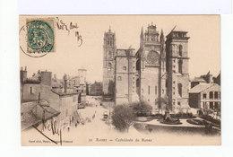 Rodez. Cathédrale De Rodez. (2693) - Rodez