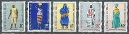 Mali YT N°158/162 Costumes Neuf ** - Mali (1959-...)