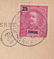 Carte Postale 1903 Madère Madeira Lisboa Lisbonne Funchal - 1910: D.Manuel II