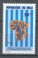 Mali YT N°163 Réseau Panafricain Des Télécommunications Neuf ** - Mali (1959-...)