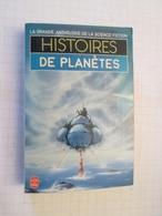 LIVPOCH : Science Fiction SF Anticipation LIVRE DE POCHE GRANDE ANTHOLOGIE DE LA SF : N° 3769 HISTOIRES DE PLANETES - Livre De Poche