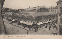 épinal- Le Marché Couvert - Epinal