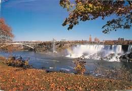 CPSM Niagara Falls      L2583 - Chutes Du Niagara