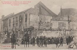 Raon-l'étape Bombardé Par Les Allemands, Vue Intérieure - Raon L'Etape