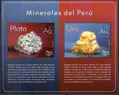 Peru 2018 ** HB MINERALES: Plata (Ag); Oro (Au). See. - Peru