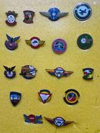 Driving Schools - 17 Different Badges (1980/1990) - Badges