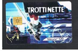 FRANCIA (FRANCE) -    2001  STREET CULTURE: TROTTINETTE   - USED°- RIF. 10915 - France