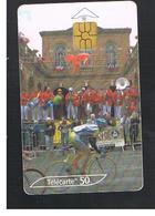 FRANCIA (FRANCE) -    2001  TOUR DE FRANCE, CYCLING  - USED°- RIF. 10916 - France