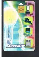 FRANCIA (FRANCE) -    2001  L' ELECTRICITE'  120 - USED°- RIF. 10917 - France