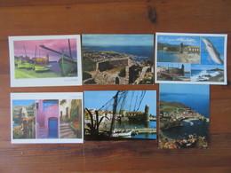 Lot De 6 Cartes De Collioure ( Pyrénées Orientales ) - Cartoline