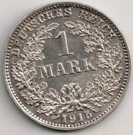 Germany 1 Mark 1915 E - [ 2] 1871-1918: Deutsches Kaiserreich
