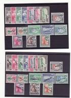 ZANZIBAR - 2 SERIES NUEVAS CON GOMA Y SIN SEÑAL DE CHARNELA - Zanzibar (1963-1968)