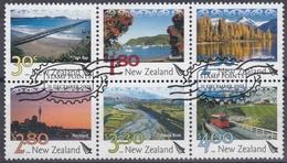 NUEVA ZELANDA 2009 Nº 2499/04 USADO EN BLOQUE - Usados