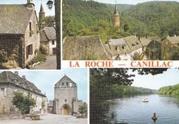 LA ROCHE CANILLAC MULTIVUES (dil363) - France