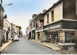CHALLANS - Rue Gambetta  - Cpsm Gf - Challans