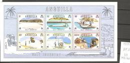 Anguilla, Année 1980, Industrie Du Sel - Anguilla (1968-...)