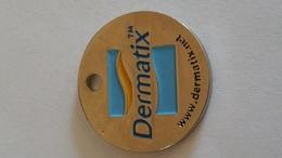 Shopping Carts / Winkelwagentjes / Jeton De Caddie -  Netherlands  -  Dematix Catrix - Einkaufswagen-Chips (EKW)