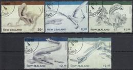 NUEVA ZELANDA 2010 Nº 2574/78 USADO - Nueva Zelanda