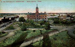 REPUBLICA ARGENTINA BAHIA BLANCA PLAZA   ARGENTINA Argentine - Argentina