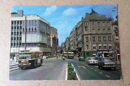 METZ - L'Avenue Robert Schuman Et La Rue Serpenoise ( 57 Moselle ) - Metz