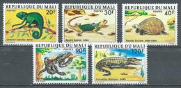 Mali YT N°252/256 Faune Neuf ** - Mali (1959-...)